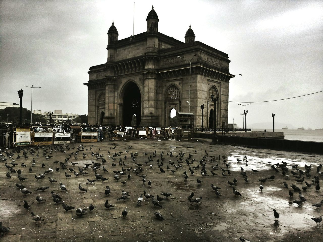 Another Click The Gateway Of India Grand Historical Building Check This Out Taking Photos Hanging Out Awesome Architecture Mumbai City Of Dreams Cheese! In Love With Monsoon