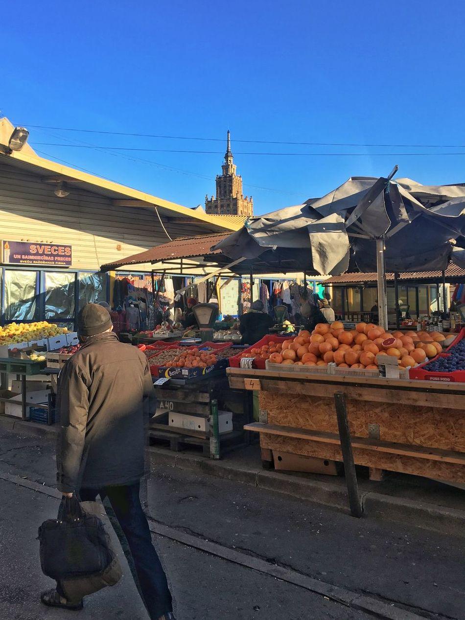 Market Riga Baltics2k16