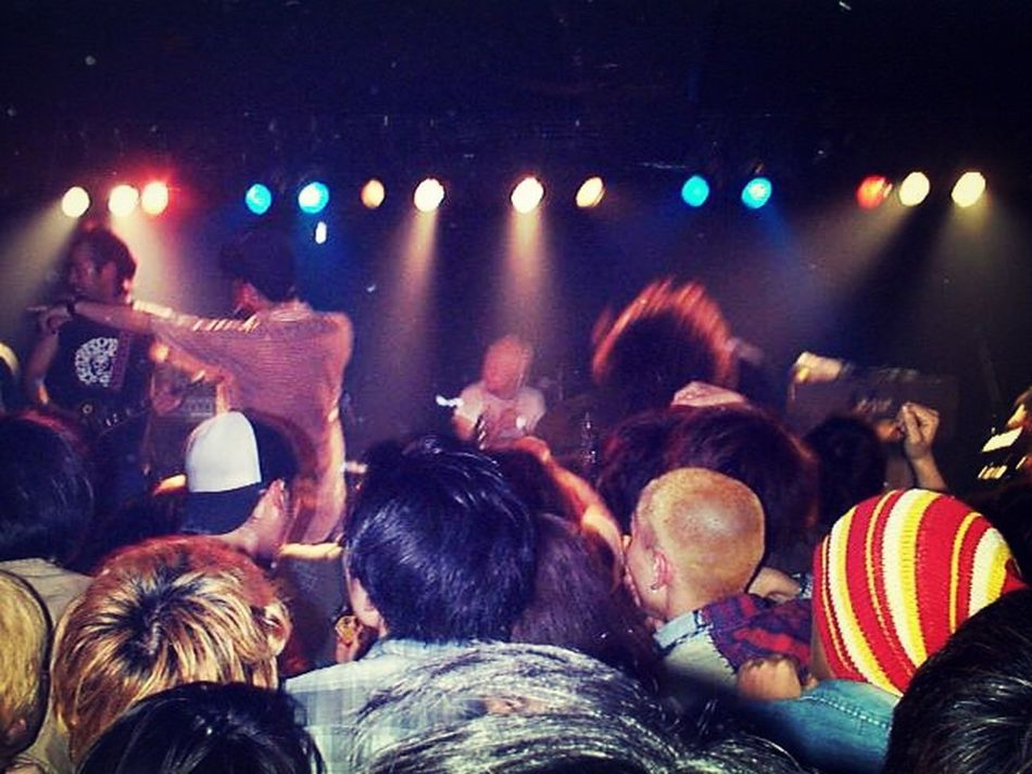 What Does Music Look Like To You? 1999/4/16 Club251 at Shimokitazawa Tokyo Rock'n'Roll Live Music It's My Memories