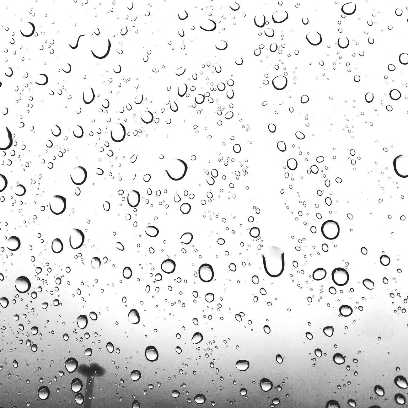 Rainy Days... Check This Out Rain Rainfall Raindrops Raindrops On My Window Raindropshot