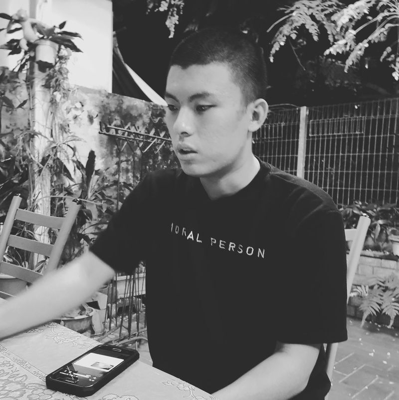 My Son Tonsilitis Bnwphotography Sg_streetphotography Singapore