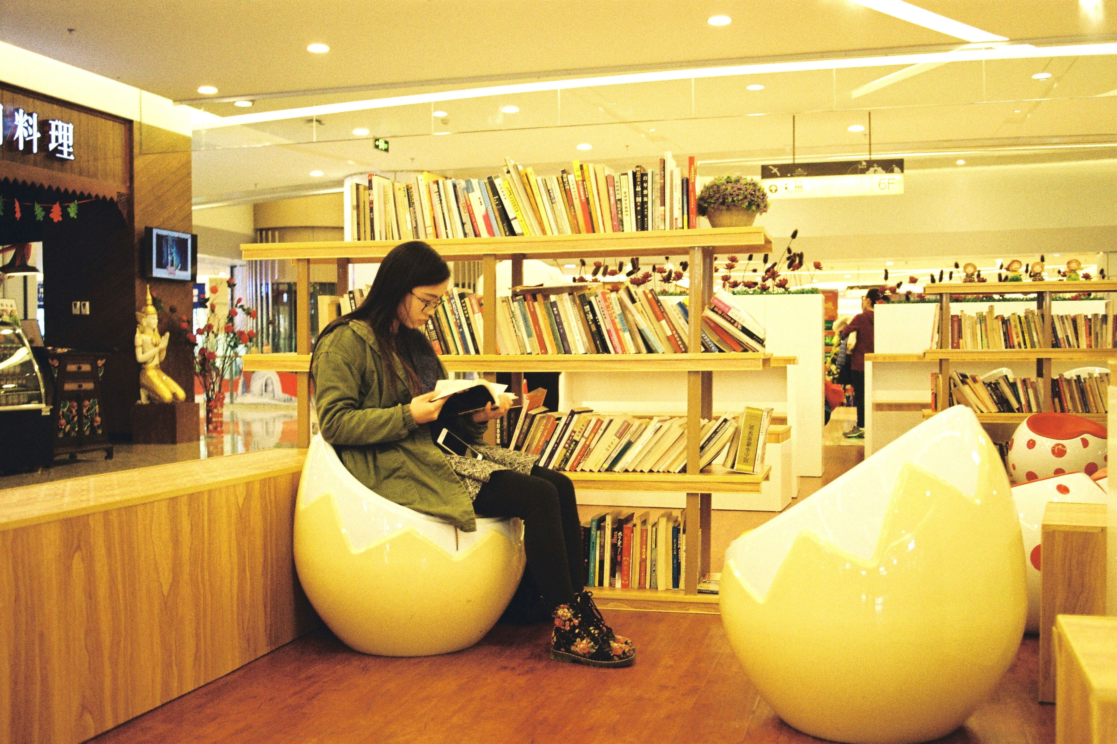 Reading.. People Film People Of EyeEm Film Photography Indoors  Chair Indoors  Young Adult Adult ArtWork Canon 365 Project Of Virgolcj 35mm Film Beauty Canon Ftb Indoors  Reading A Book Reading