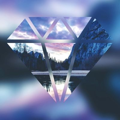 DrEaM always ☆☆☆ Design Purple Mountains Nature