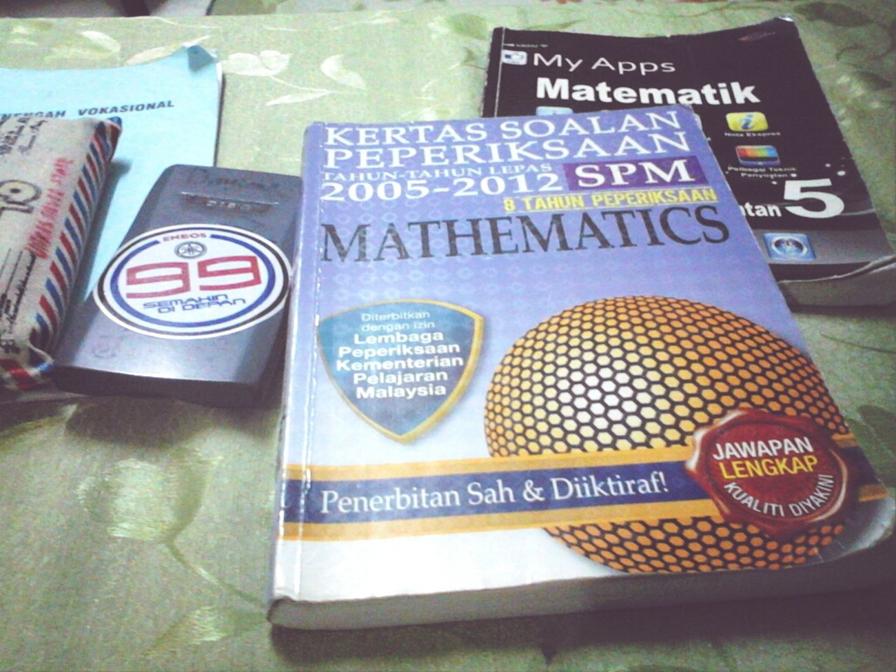 Study bye