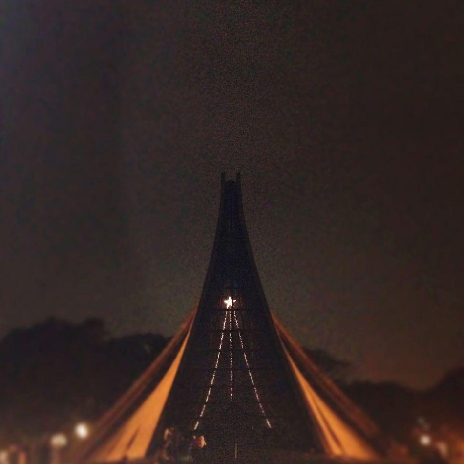 Tunghai University Luce Chapel Taiwan Taking Photos Hanging Out Nightphotography