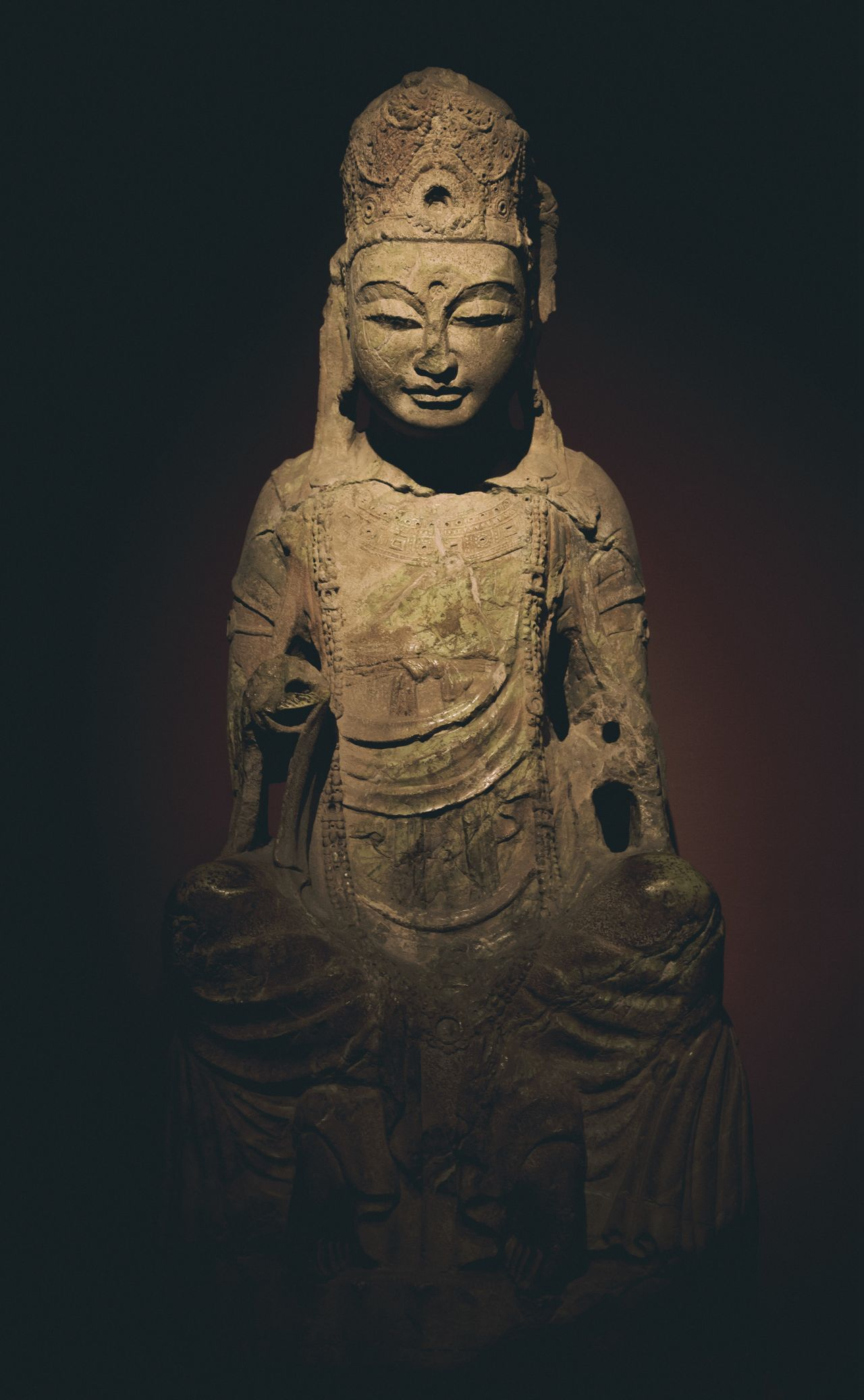 Xian China EyeEm Best Shots Old-fashioned 观音 Old Chinese Culture Buddhism Buddha Statue 慈悲
