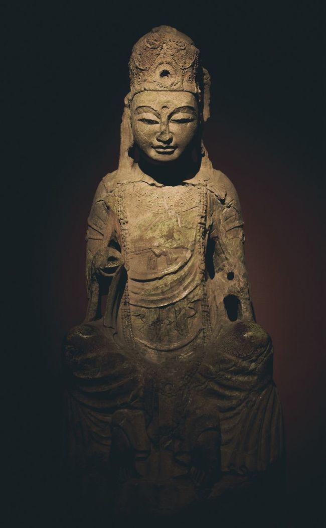 Xian China EyeEm Best Shots Old-fashioned 观音 Old Chinese Culture Buddhism Buddha Statue 慈悲