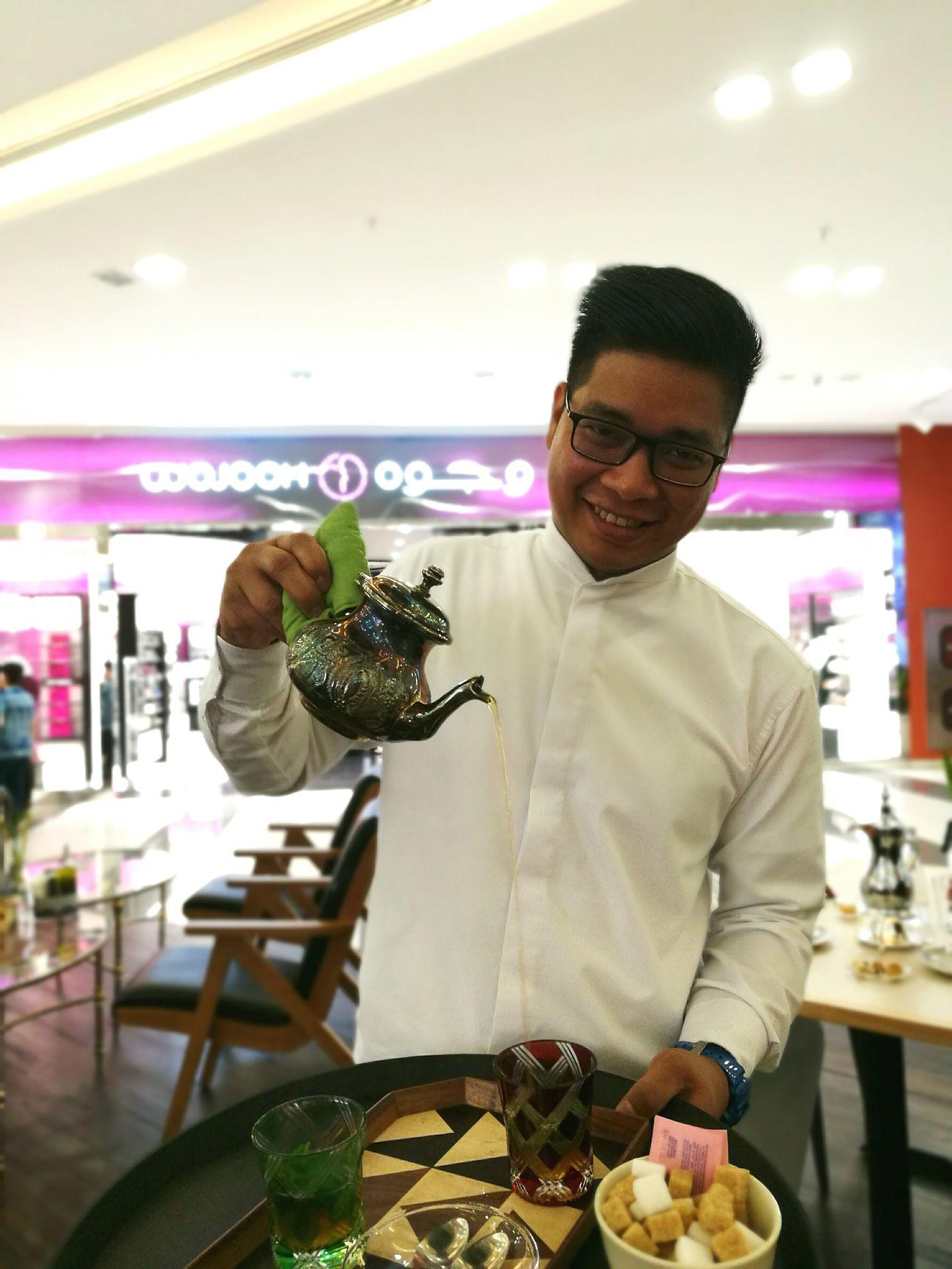 Green Tea time . Kuwait city Kuwait City Yousf Ali Huawei P9 Leica Huaweiphotography Green Tea Sultan Mall