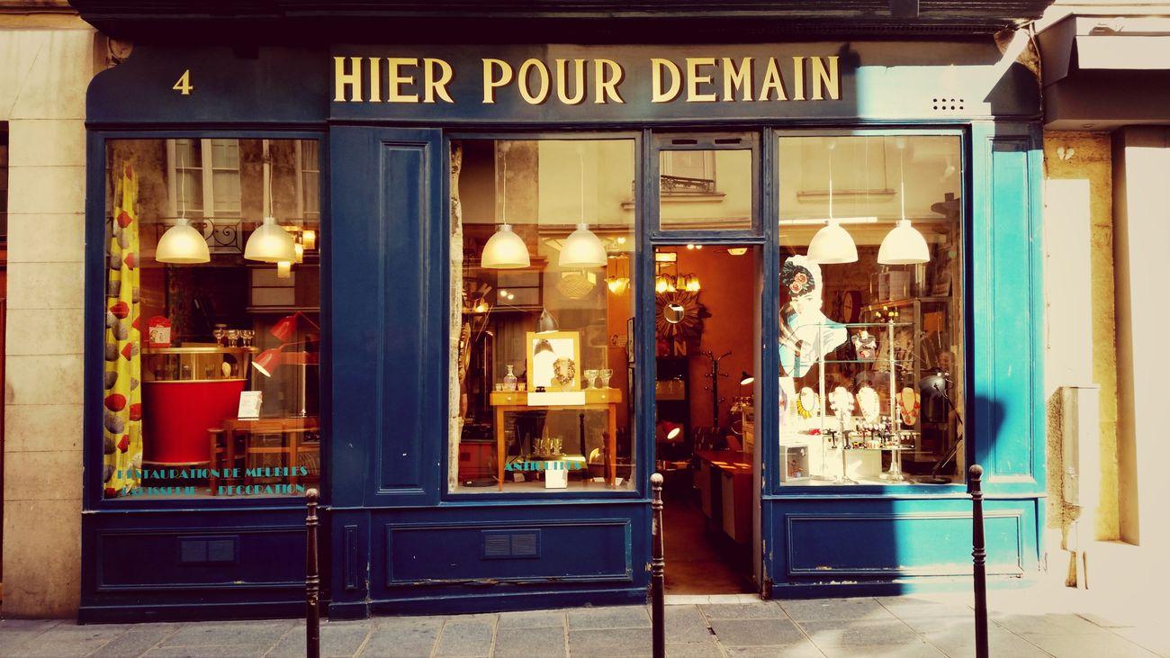 Paris Street Photography