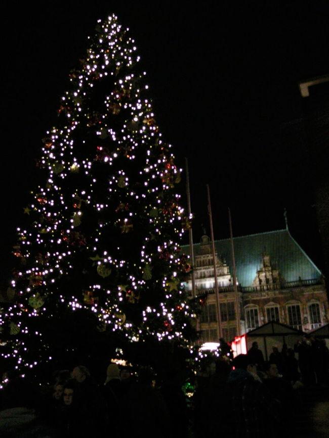 Traveling Weihnachtsmarkt Christmastime