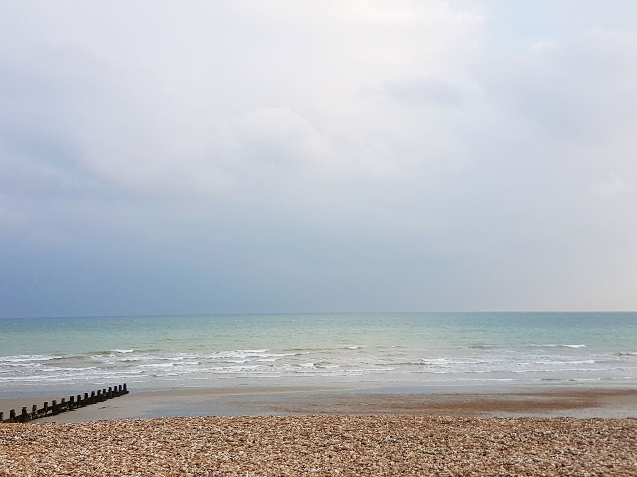 Horizon Over Water Sea Beach Water Shore Sand Tranquil Scene Scenics Tranquility Coastline Seascape Sky Beauty In Nature Idyllic Nature Calm Vacations Wave Cloud Ocean Bognor Sea Front Storm Cloud Dramatic Sky Diminishing Perspective Cloudscape
