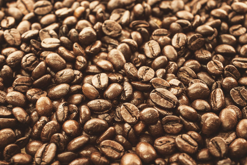 Coffee beans Arabic Backgrounds Brown Close-up Coffee Coffee Bean Food Food And Drink Group Of Objects Raw Coffee Bean Roasted Roasted Coffee Bean Still Life