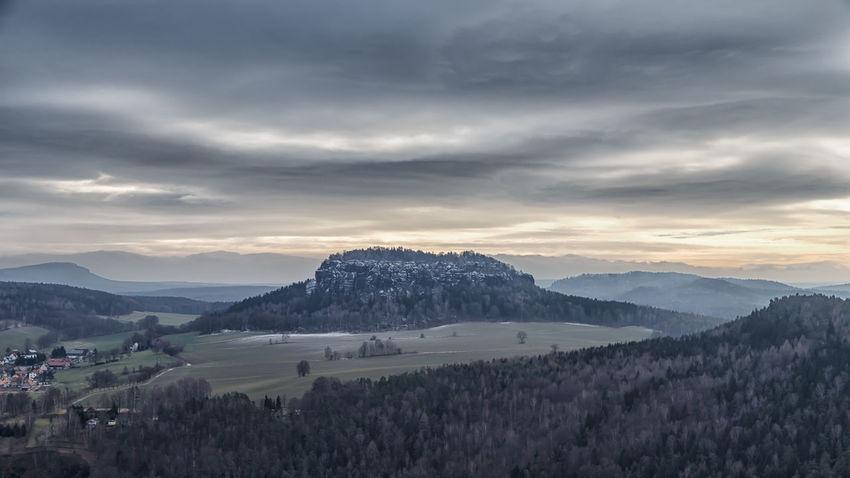 Königstein Landscape Rock