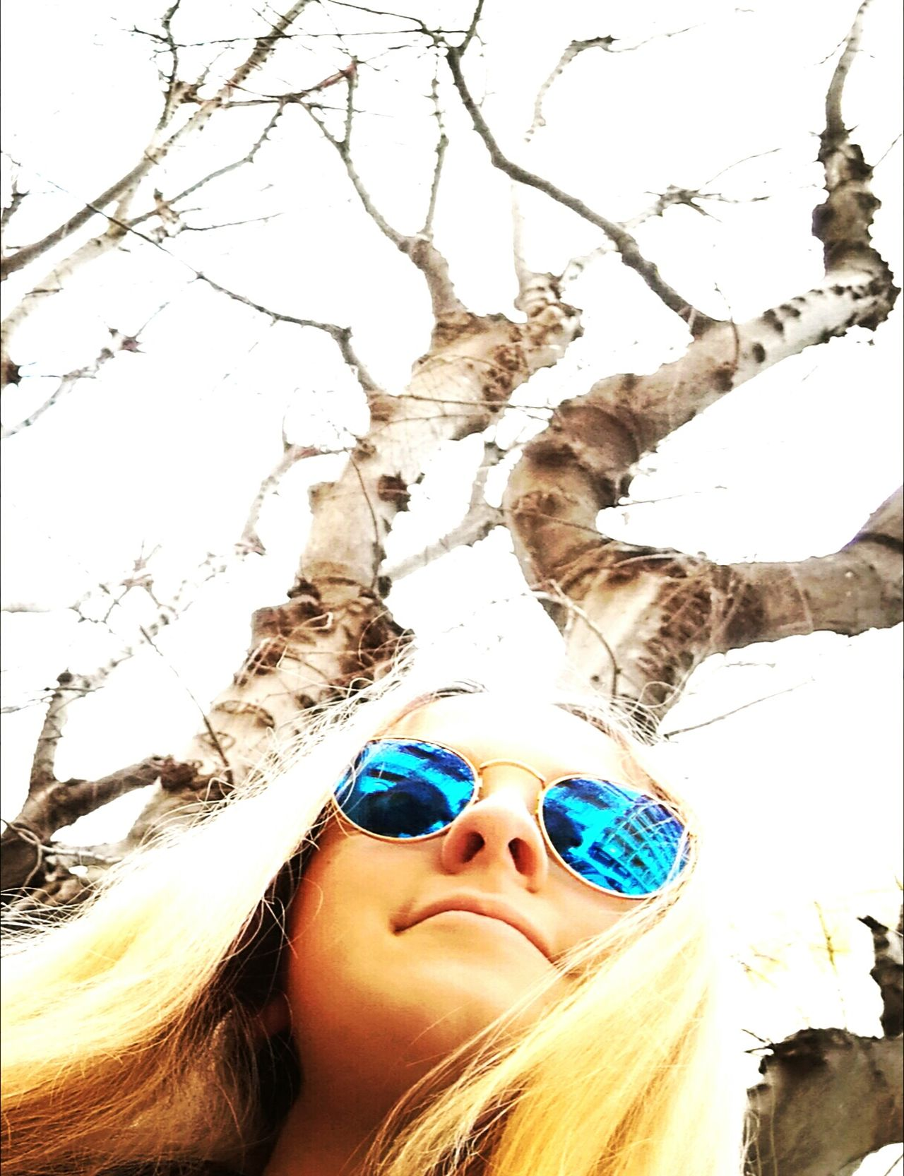 Sunglasses Looking At Camera Portrait Teenager Beauty Close-up EyeEmNewHere BYOPaper! The Portraitist - 2017 EyeEm Awards Blonde Girl Blond Hair Blond Long Hairs Blond Sunglasses ✌👌 Sunglassess  Sunglass👓