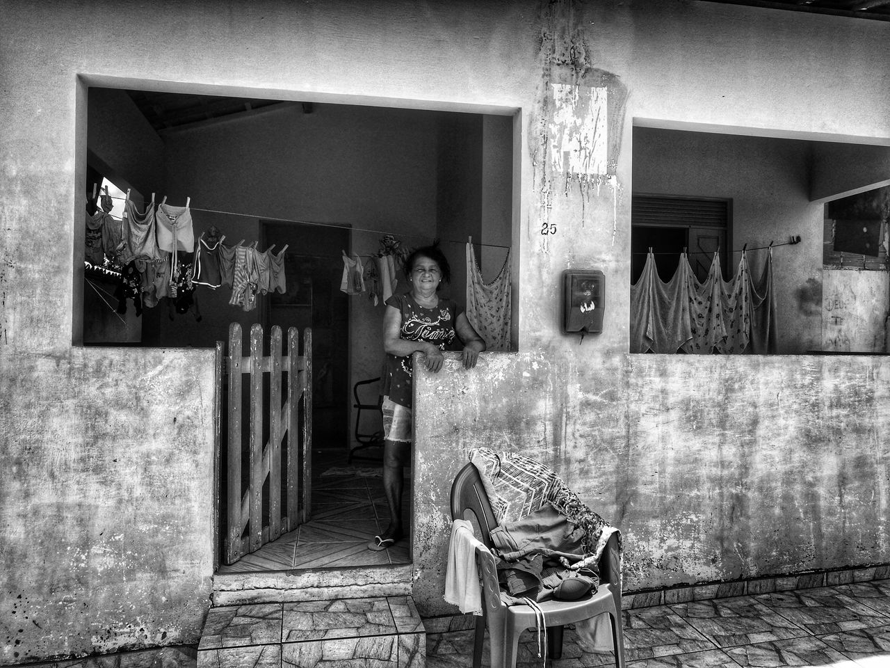 Maracajau Brasil Window No People Day Built Structure Chair Architecture Outdoors Building Exterior