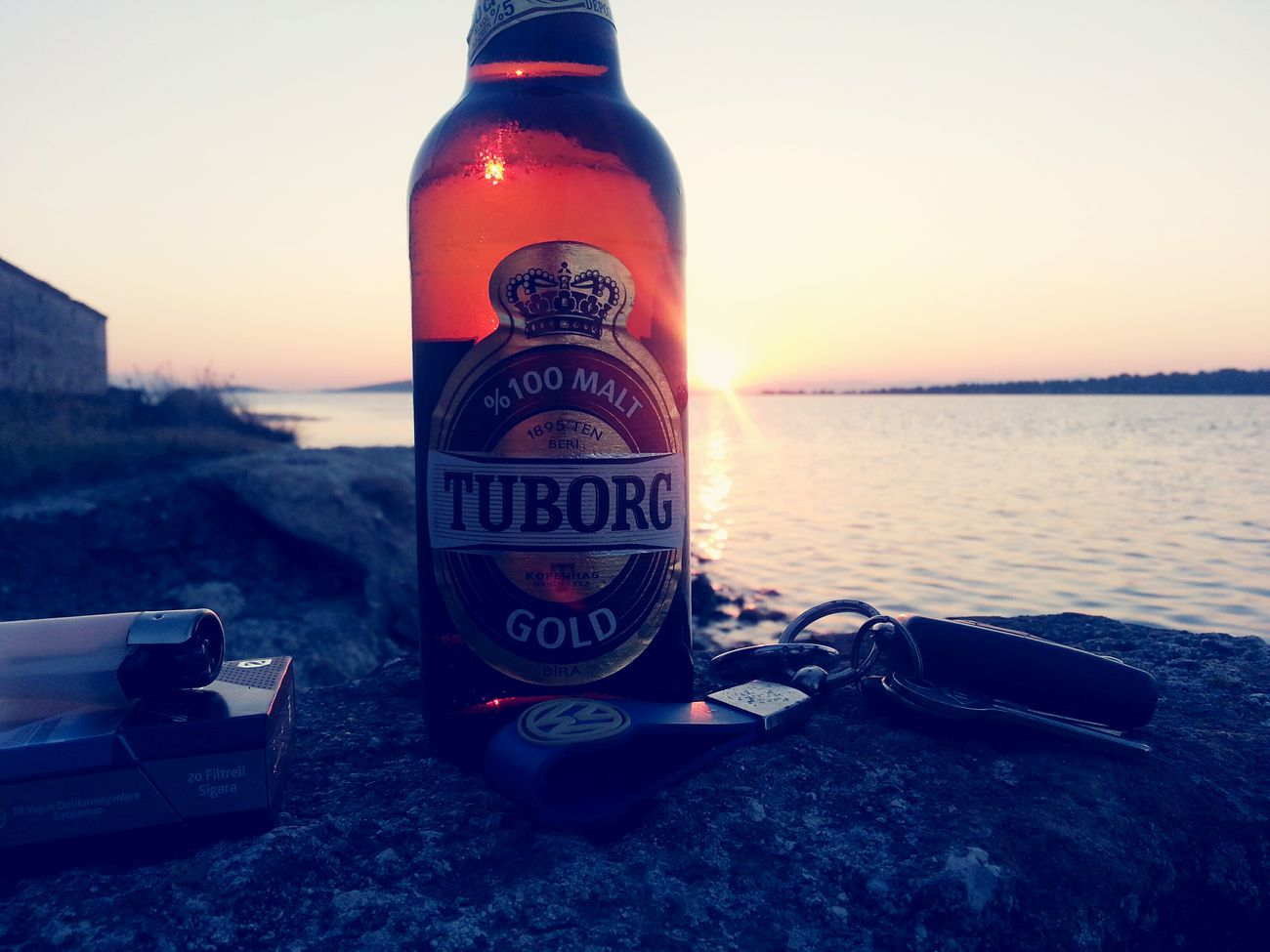 Hello World Ayvalik Sunset Drink Summertime Beer Follow4follow Travelling Followmefollowback Followback