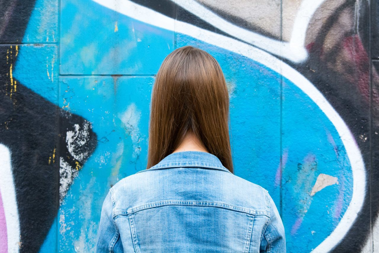 Beautiful stock photos of ghetto, Brown Hair, Day, Graffiti, Head And Shoulders