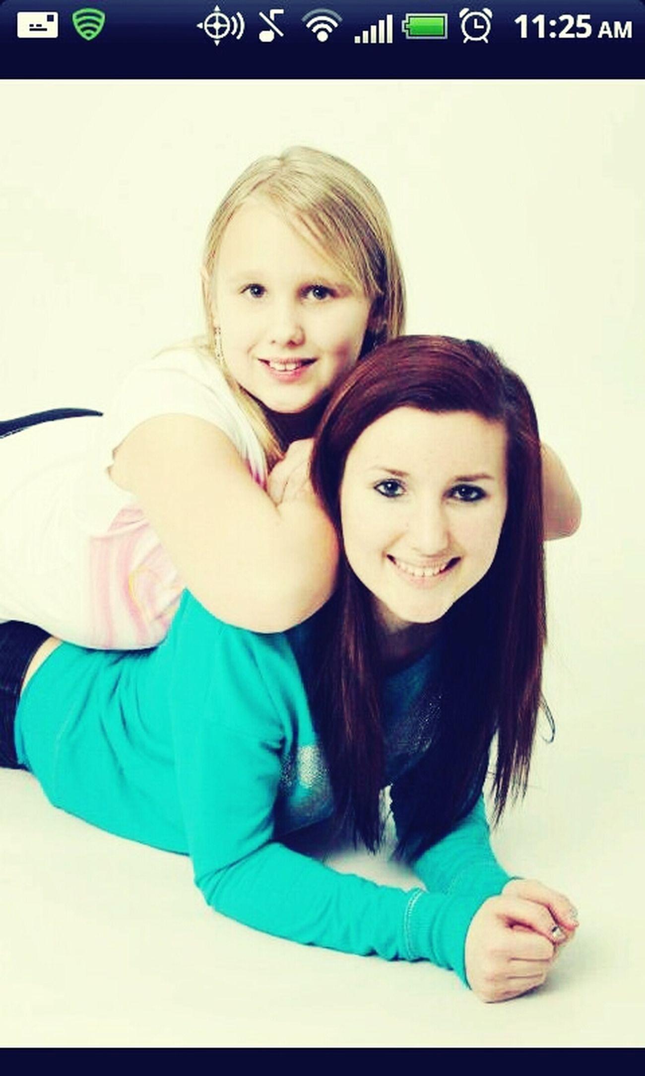 my sister!