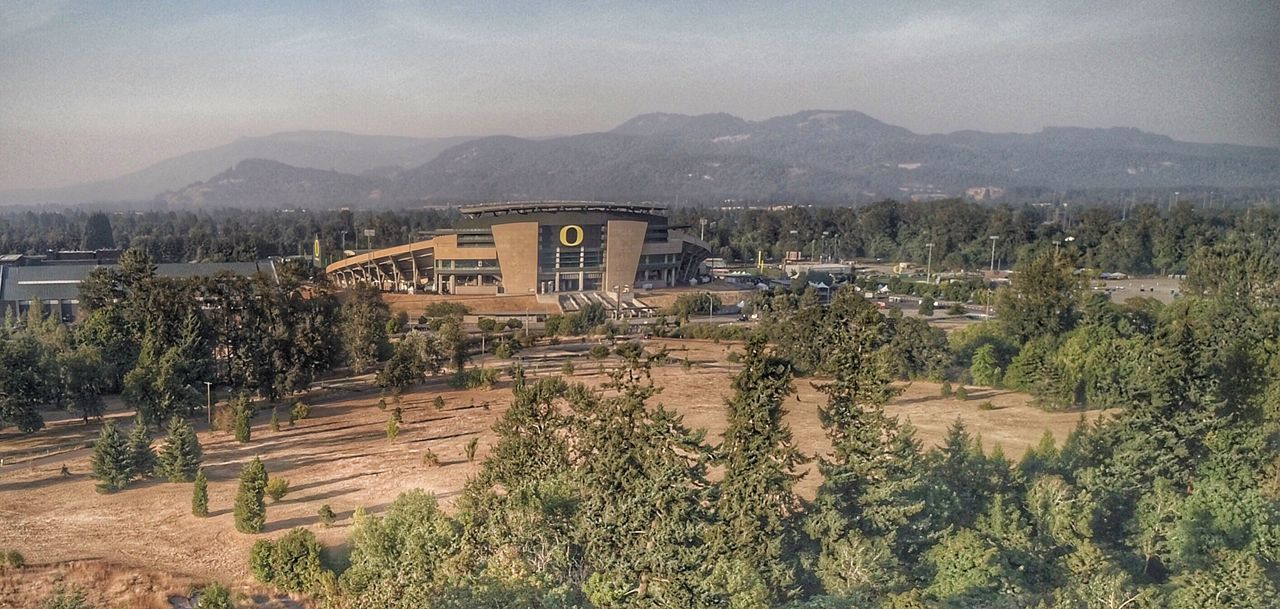 EyeEm Selects Autzen Stadium Eugene Oregon Oregon Ducks