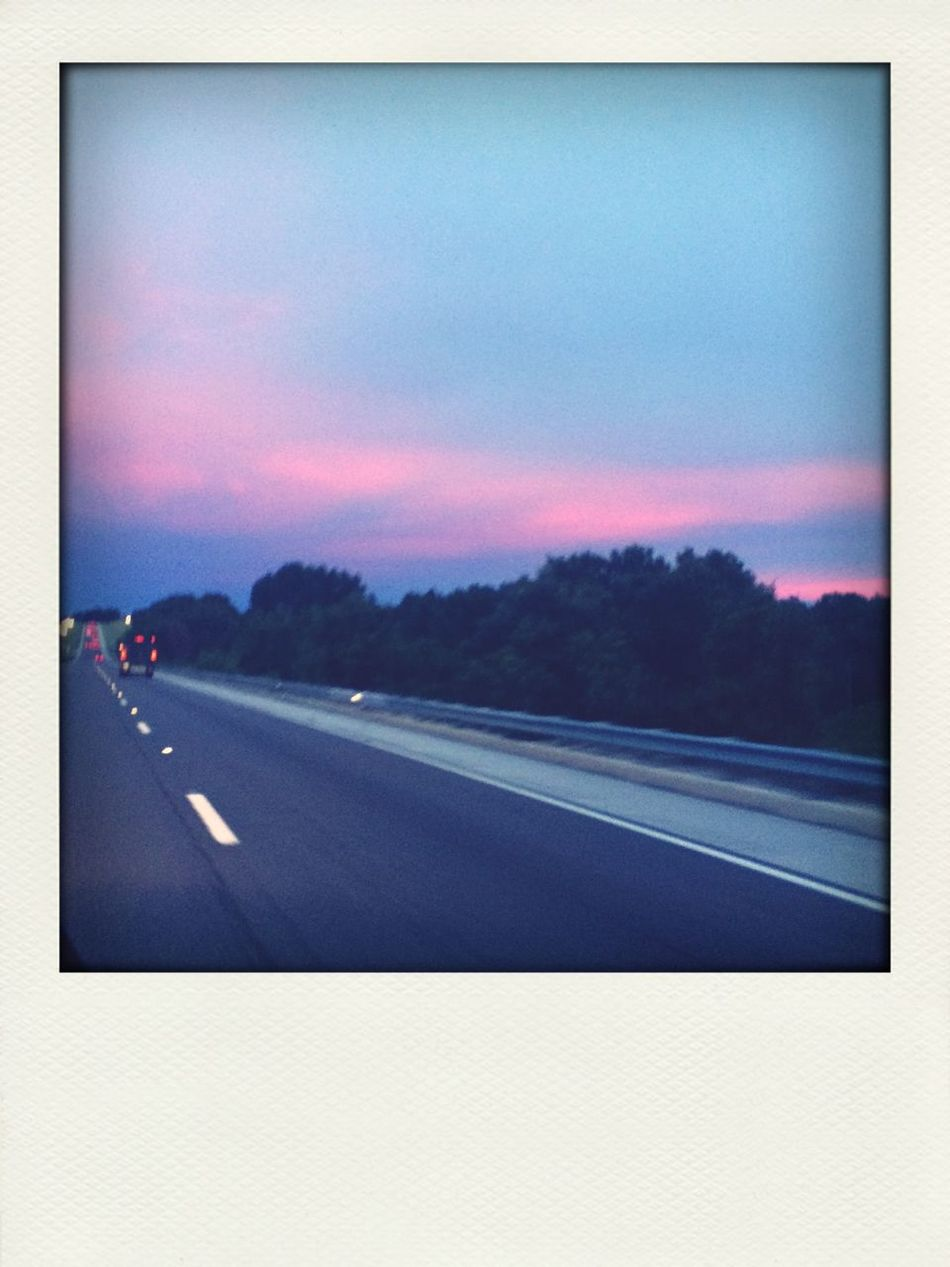 Pink sky at night, sailor's delight Beautiful Nature Sky Just Ride