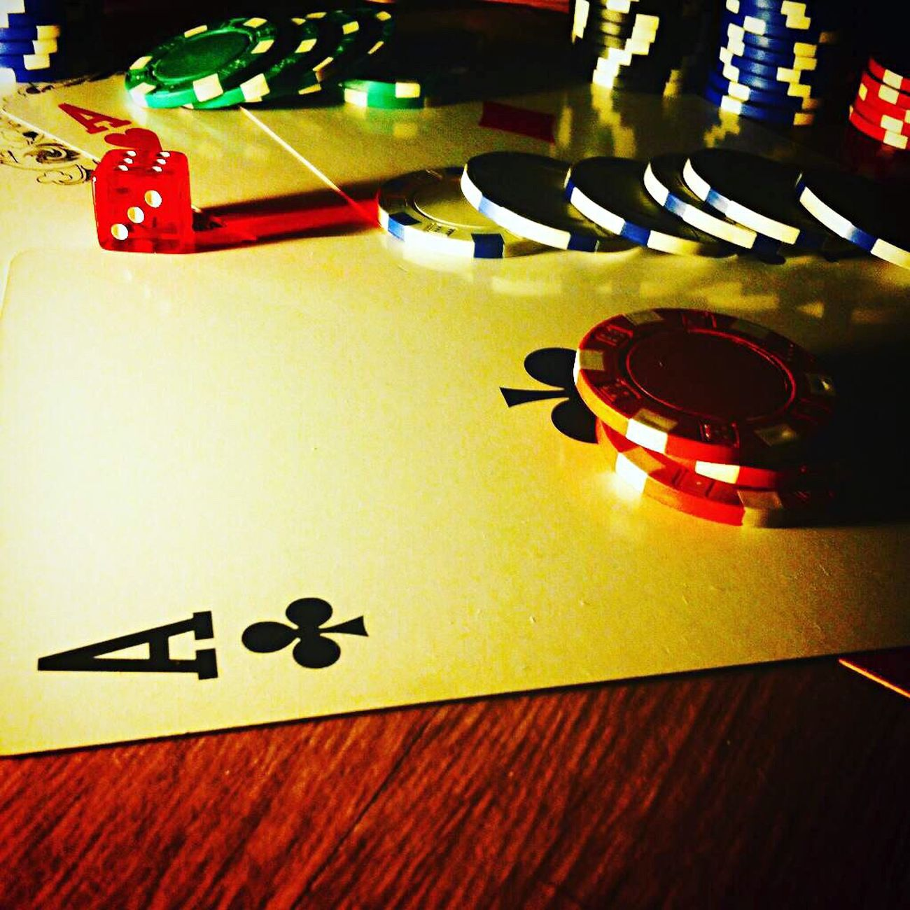 Poker Cards Cartes Night Nuit First Eyeem Photo