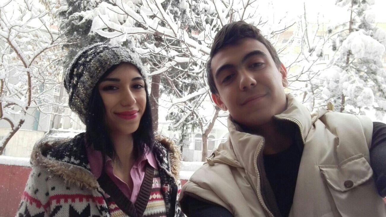 Neige ❄ Kar Snow ❄ Kış Ablakardeş Love ♥ Sevdigim HerşeyimObenim♥ Onurphotografy Konya