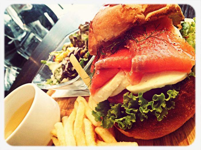Pranzo di oggi :)