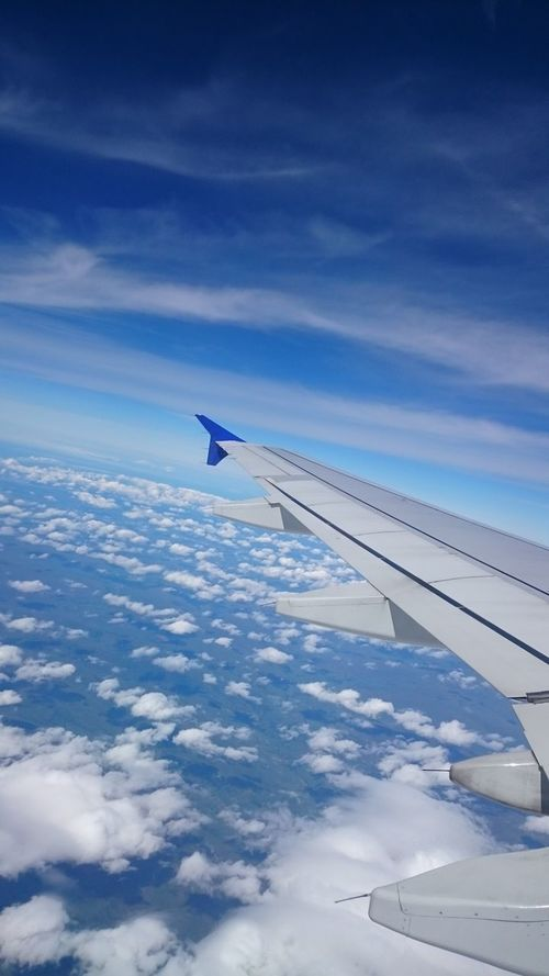 On my way to Denmark. Enjoying Life