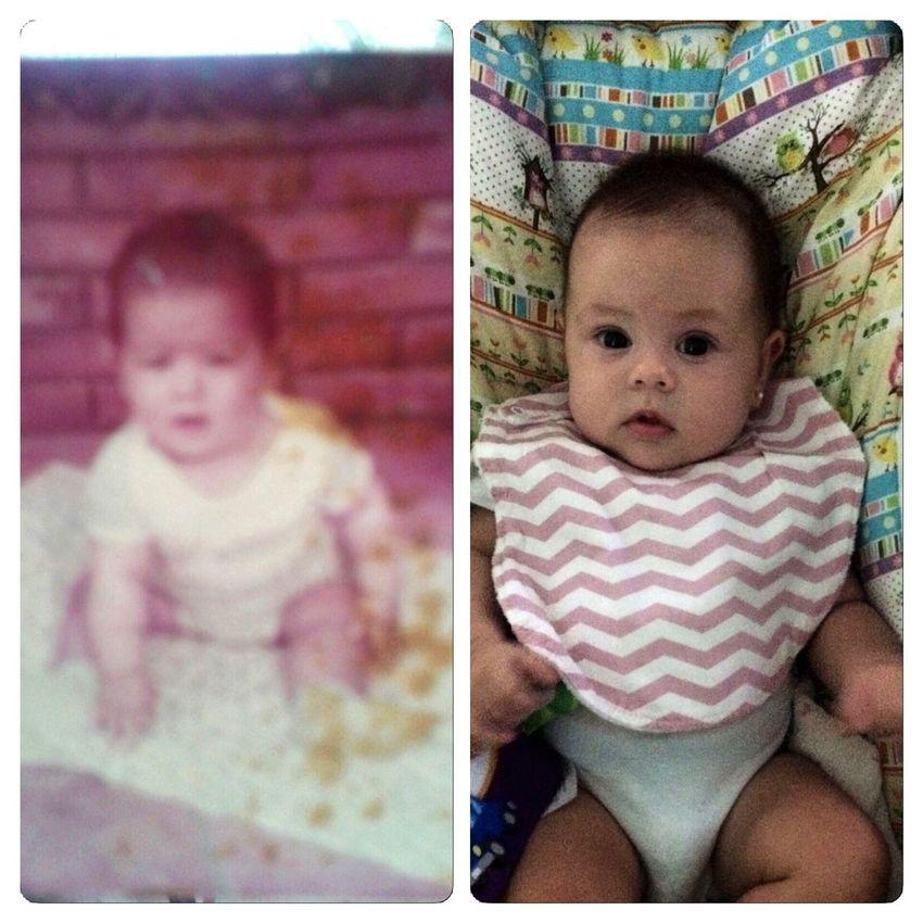 Será que estou parecida com minha mamãe?? First Eyeem Photo