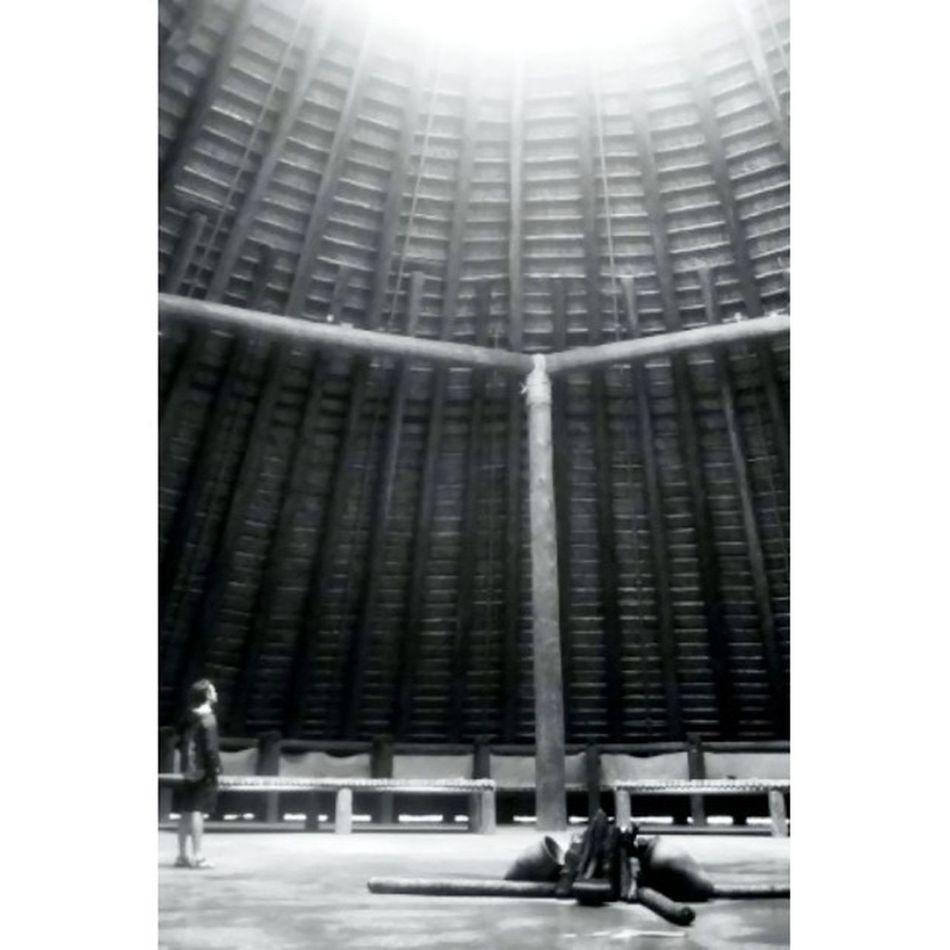 Council House, San Luis Mission. #blackandwhite #architecture #light #jj #line Architecture Light Blackandwhite LINE Jj  Jj_forum_0214