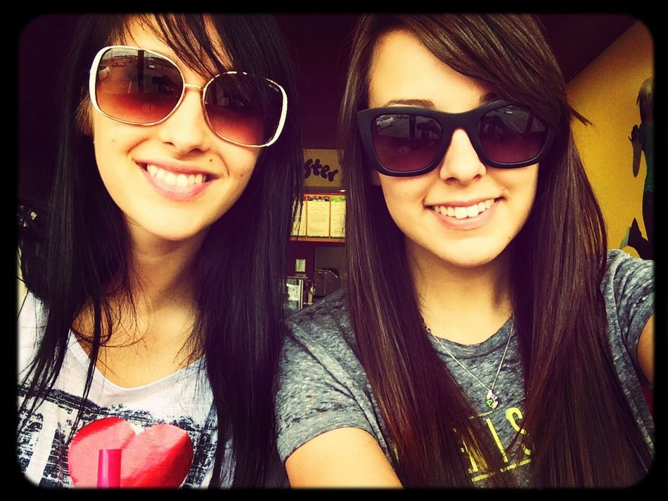 Girls day, drinking booster juice :) Girls Best Friends Check This Out Hello World