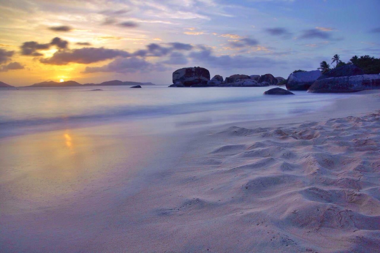 Virgin Gorda Color Portrait Beach Landscape Life Is A Beach Britishvirginislands Bvi Virgin Gorda