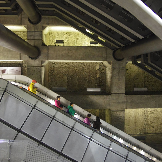 Architecture Built Structure Commuting Day Indoors  London London Lifestyle People Underground Urban Urban Geometry Westminster