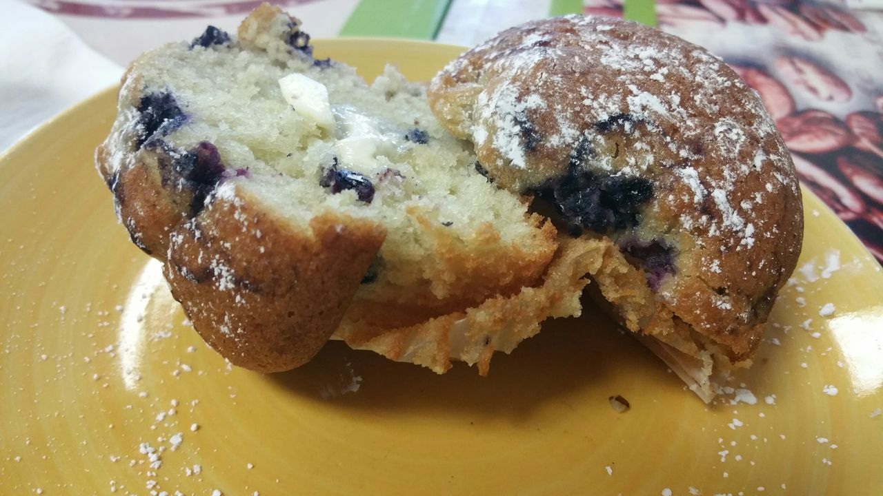 Holiday Desserts Warm From Oven Blueberry Cakes Blusberry Made With Love For Family Showcase: December