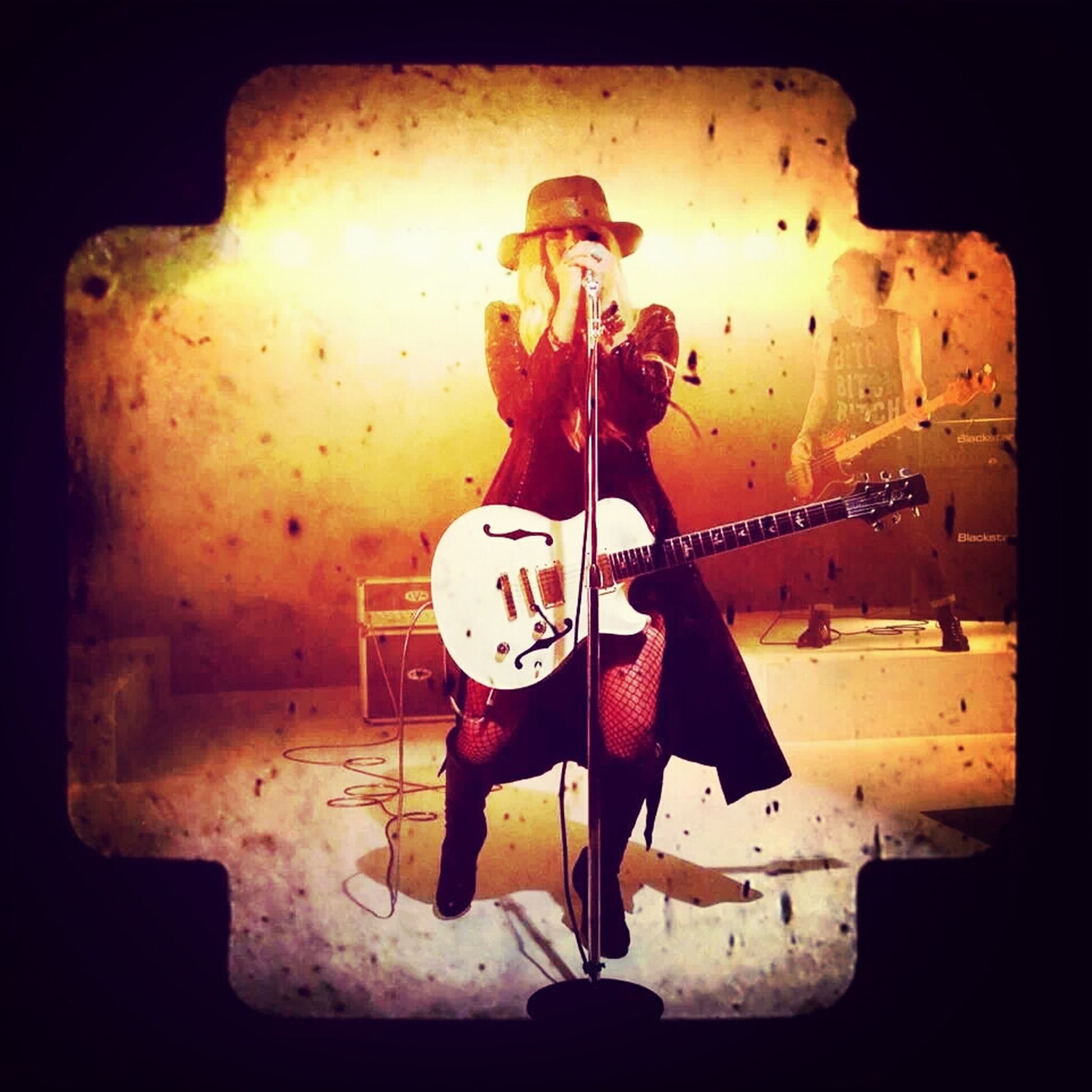 Rock Guitar Orianthi's Latest Video... Heaven In This Hell Music
