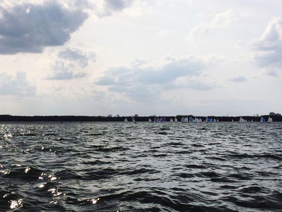 Going Sailing Dyas