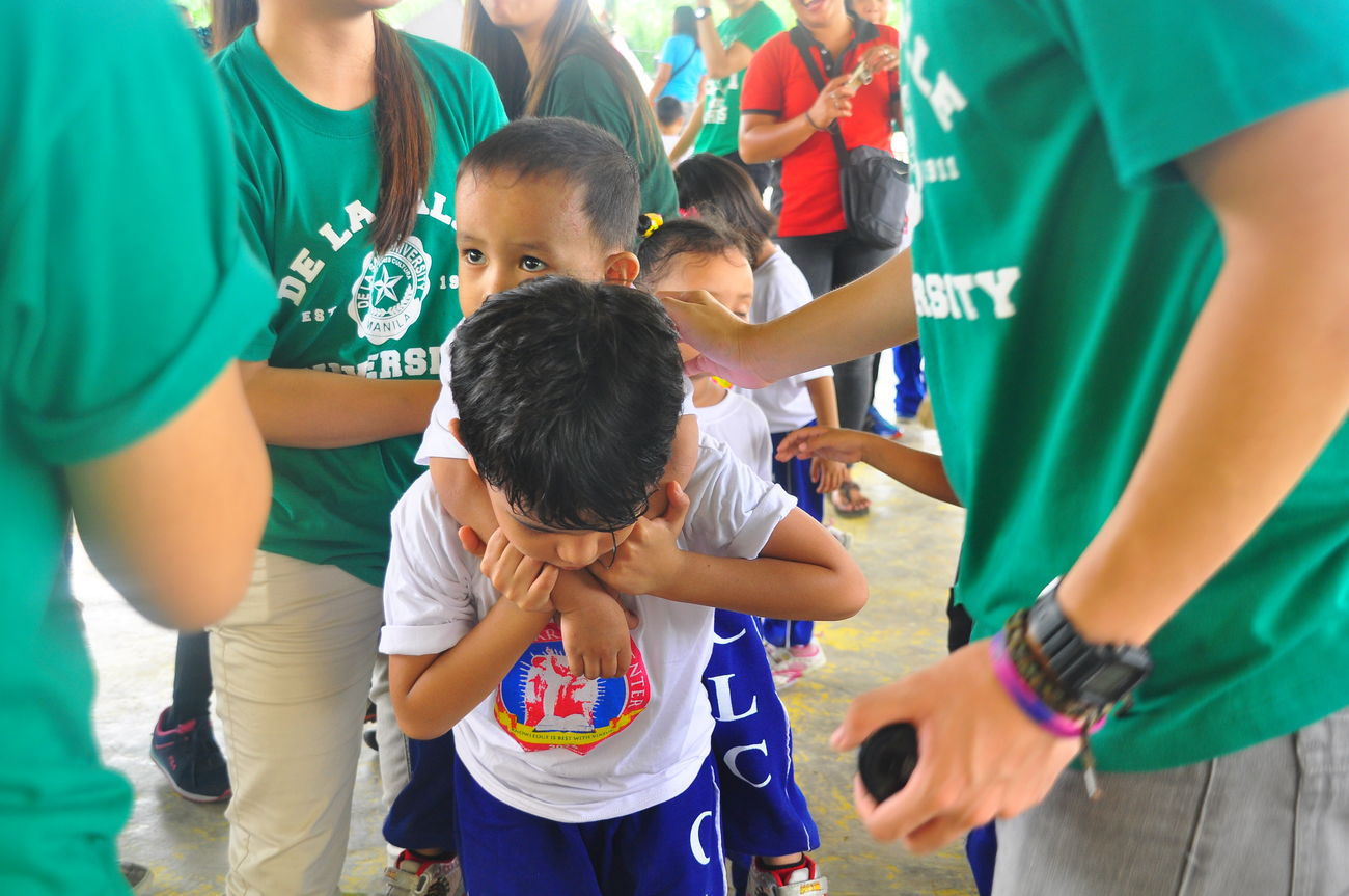 Bonding Children Friendship Fun Montalban Outdoors Philippines Rizal Togetherness