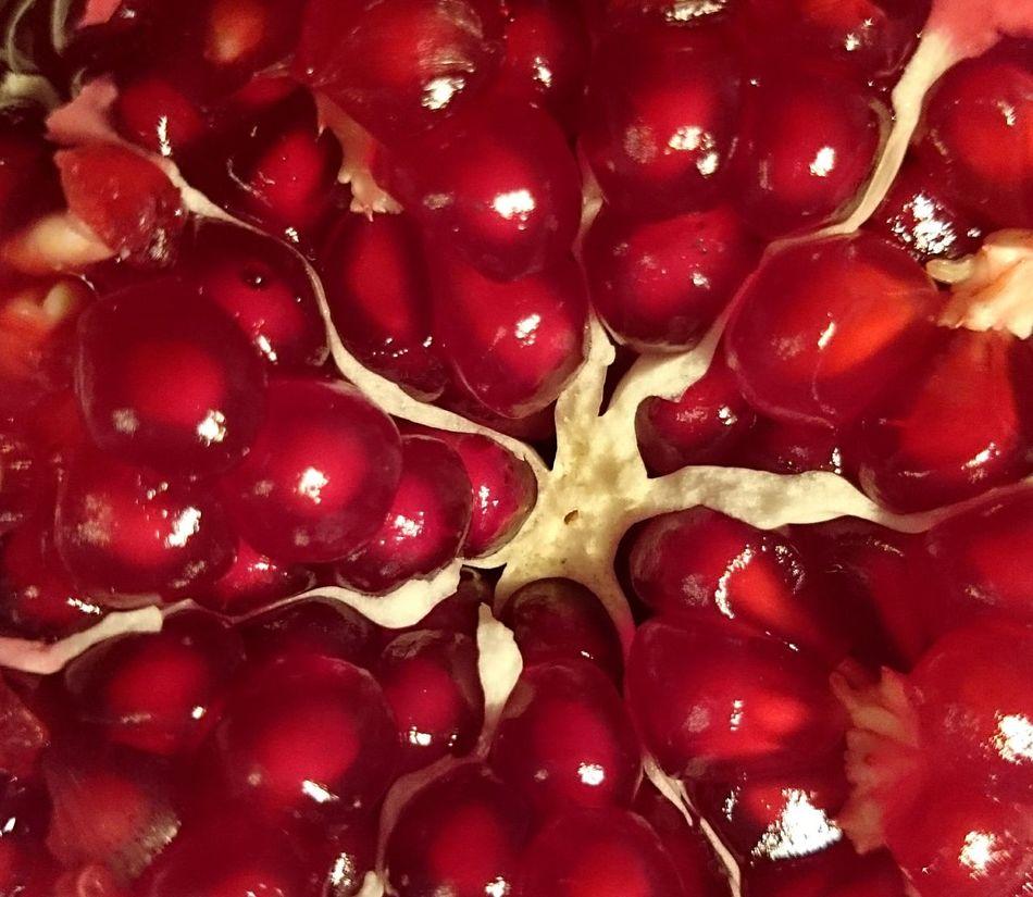Pomegranate Pomegranate ❤ Pomegranate Seeds Pomegranate Fruit Pomegranate Season Granate Punica Granatum Autumn Fruits