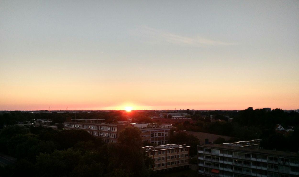 Enjoying Life Colour Of Life Cloud - Sky Relaxing Horizon Over Land No People Sunset