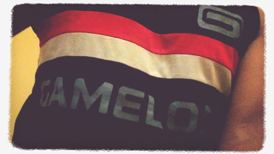 Gameloft futsal competition's jersey First Eyeem Photo