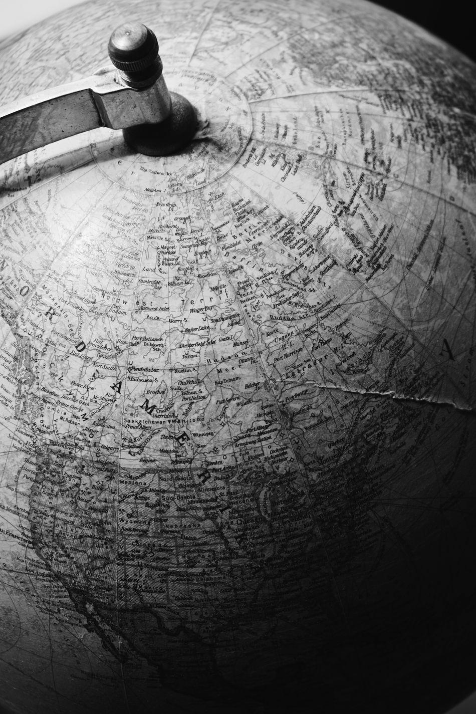 Old globus Globus Earth World Map Maps Worldmap Blackandwhite Black And White Black & White Blackandwhite Photography Black And White Photography Black Background Black&white Monochrome