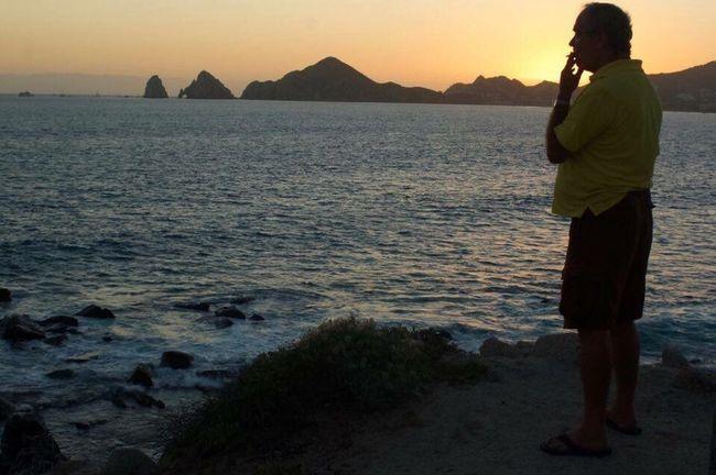 Nostalgic good bye Cabo