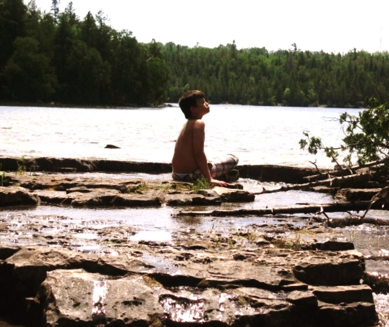 My son enjoying some down time - I miss these moments! Wish they stayed little forever. ☺️❤️ Memories Love ♥ Kids Grow Up So Fast Love These Moments Miss These Days Camping Family❤ Family Matters Northern Ontario