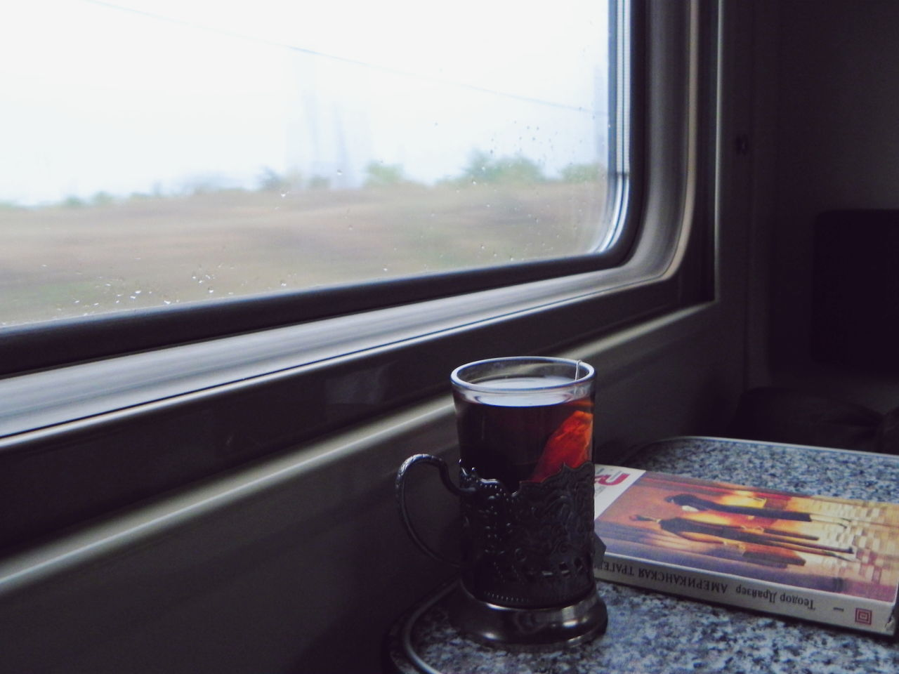 Traveling Autumn Colors Autumn Landscape Russia Evening Long Exposure Roads Life Railway Railstation Railroad Trees Train Exposure Road Tea Book Reading Rzd Mellow Faded Traveler Jorney Rain