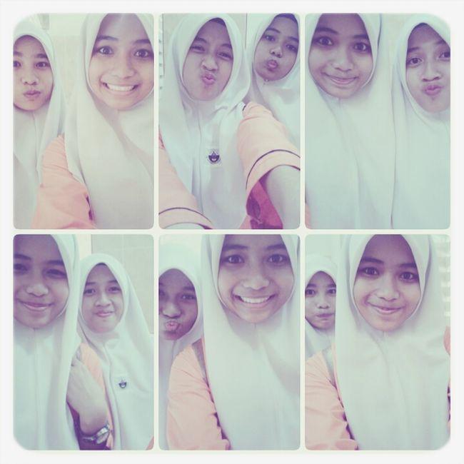 Bestfriends Like Sisters At School
