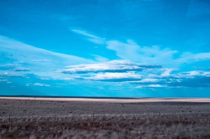 Blue Landscape Beauty In Nature Chile Steppes Patagonia EyeEm Travel On The Road Eyem Best Shots