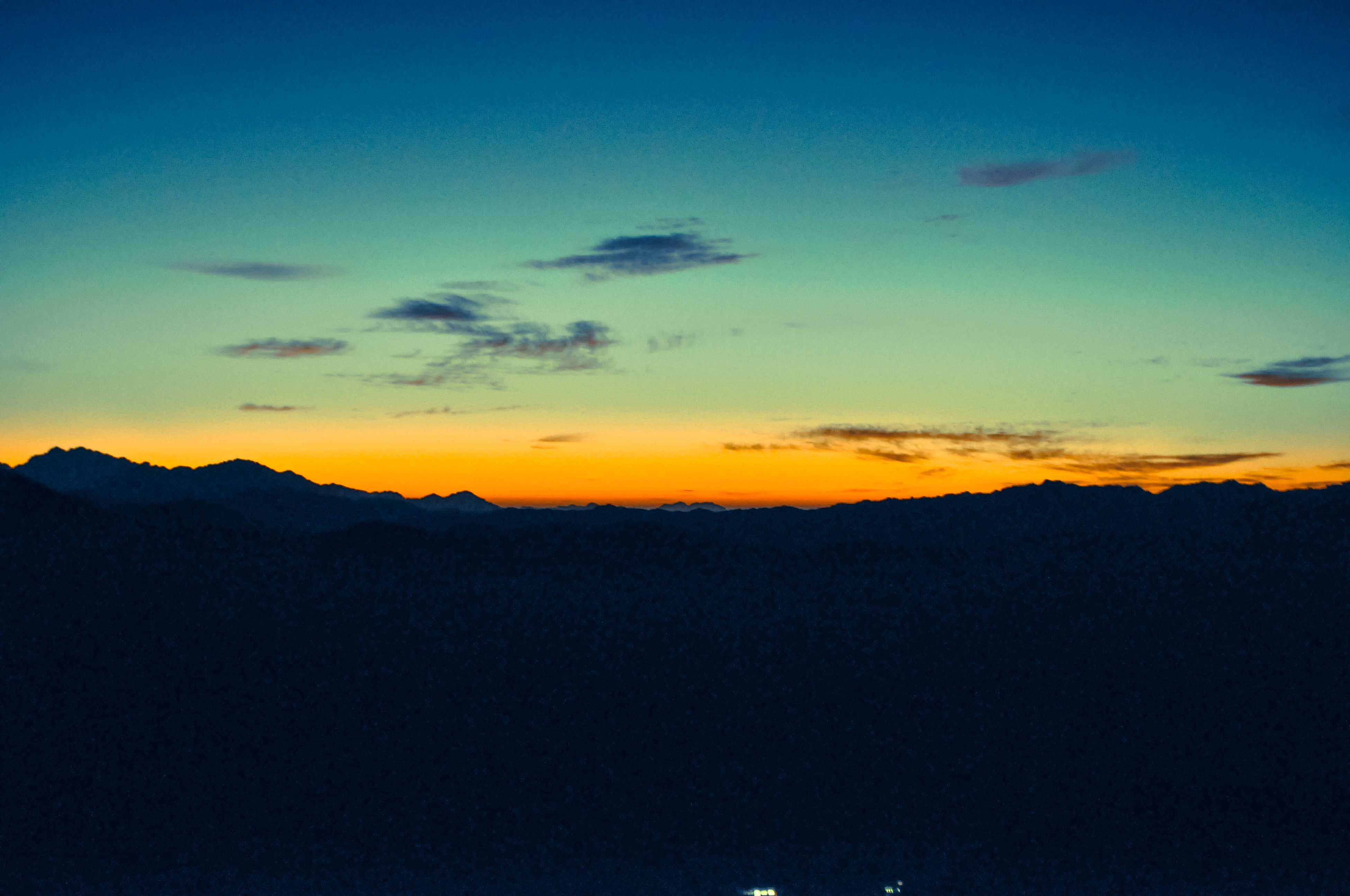 Beauty In Nature Tranquility Nature Silhouette No People Mountain Scenics Outdoors Sky Day Astronomy Twilight Twilight Sky Twilight Shoot