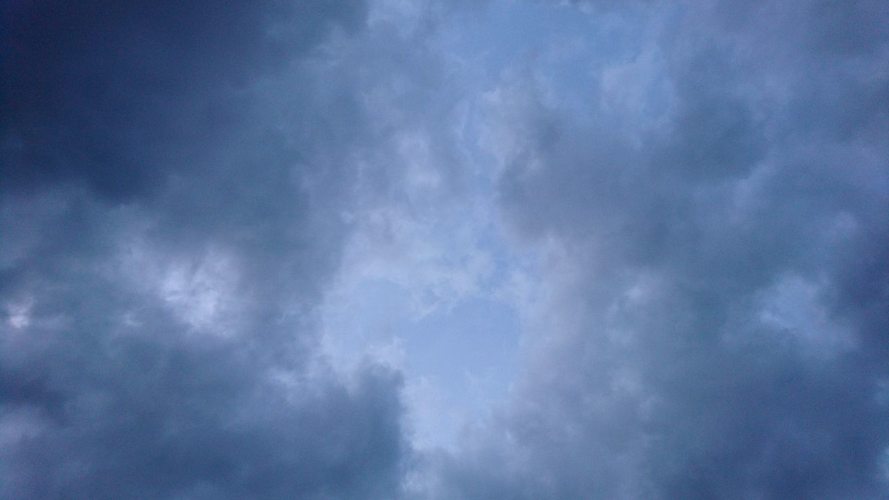 sky, cloud - sky, beauty in nature, nature, low angle view, backgrounds, weather, no people, blue, day, outdoors, full frame, sky only, scenics, tranquility