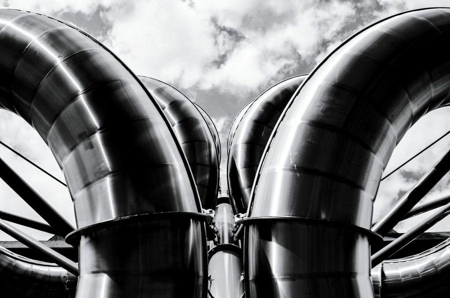 Alucyart Carsten Höller Art London Nikonphotography Nikon D5100  Blackandwhitephotography Twisted Horns of Art.