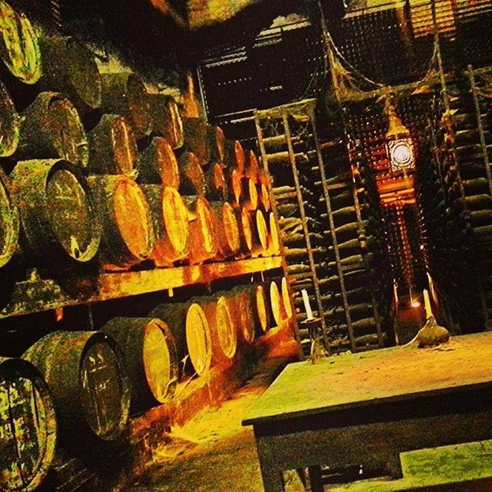 coleção privada da adega josé maria da fonseca, onde de guardam e envelhecem vinhos moscatel há mais de 100 anos Jmf Moscatel Setubal Azeitao Vinho Portugal Wine
